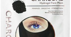 Mascarilla Facial de Hidrogel con Carbón