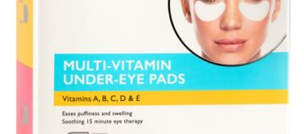 Under Eye Pads Multivitamínicas