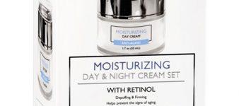 Crema de día y noche Clinicals – Moistruizing