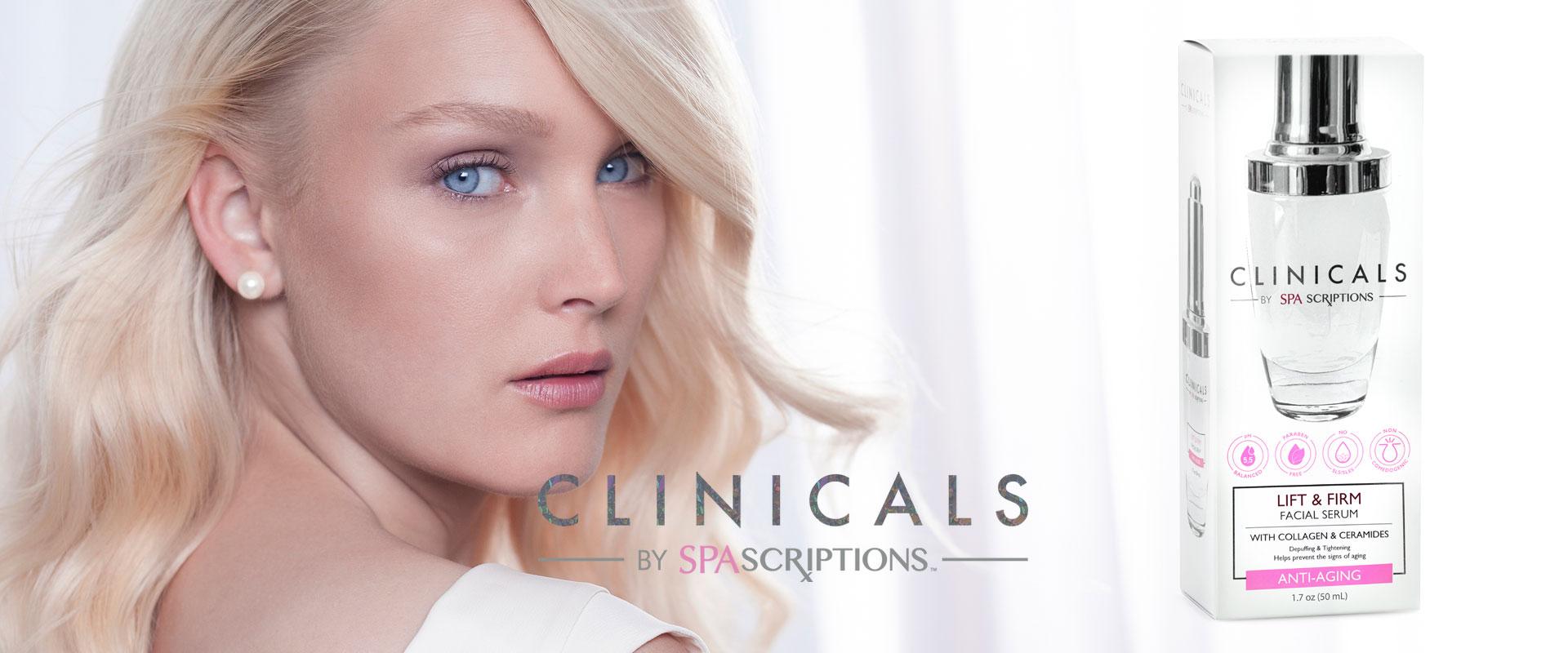 Línea Clinicals SpaScriptions