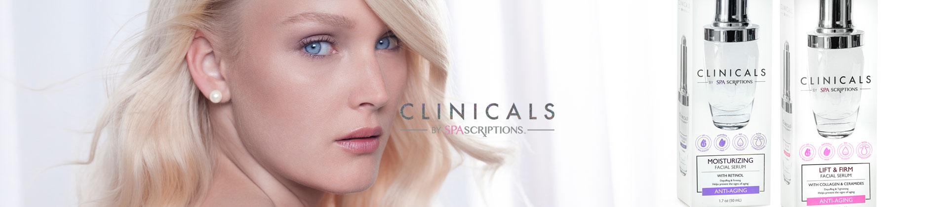 Serum facial Clinicals – Brightening