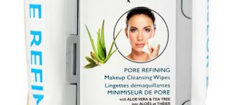 Toallas Desmaquillantes Pore Refining con Aloe Vera & Arbol de Te
