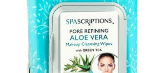Toallas Desmaquillantes Pore Refining con  Aloe Vera