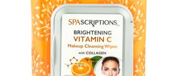 Toallas Desmaquillantes Brightening con Vitamina C